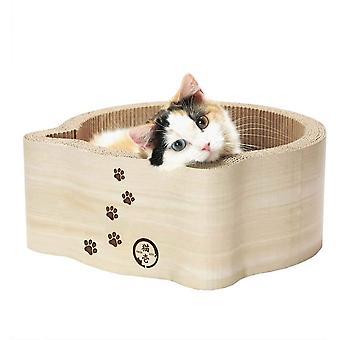 Κρεβάτι καβουριού NECOICHI σε σχήμα κεφαλής γάτας