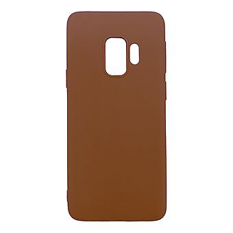 Ultra-Slim Case compatible with Samsung Galaxy S9 | In Brown |