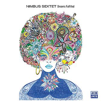 Nimbus Sextet - Dreams Fulfilled [Vinile] Importazione USA