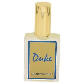 Duke Eau De Parfum Spray (unboxed) By Marilyn Miglin 1 oz Eau De Parfum Spray