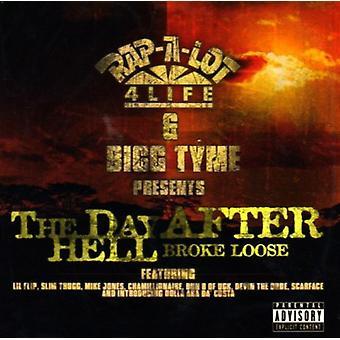 Dagen etter helvete brøt løs - dagen etter helvete brøt løs [DVD] USA import
