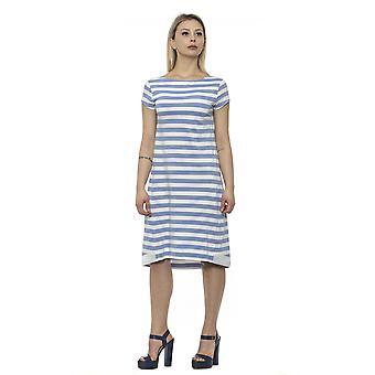 Alpha Studio Chambray Dress - AL1374974