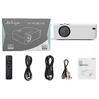 Led Projector Home Theatre System HD Projetor