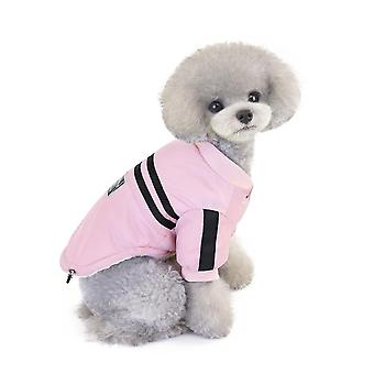Warme Haustierbekleidung für winterwinddichte Sportarten