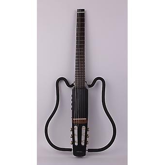 Klassisk lydløs elektrisk guitar