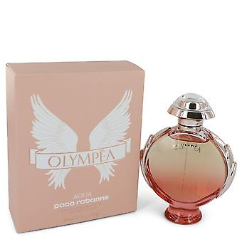 Olympea Aqua by Paco Rabanne Eau De Parfum Legree Spray 2.7 oz