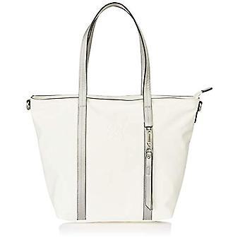 Munich SHOPPER RIFLECTS WHITE, women's accessories, large