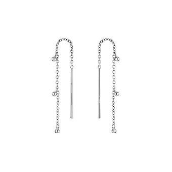 NOELANI Silver pendant earrings 925(1)
