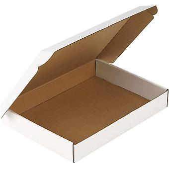 Recycelbare Wellpappen-Mailer - Karton Perfekt Für Den Versand Klein - 29,2 X 21,6 X 4,2 cm -