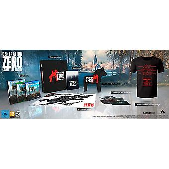 Generation Zero Collector's Edition PS4 Game