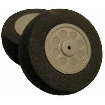 Light wheels 36 mm, 2 pcs