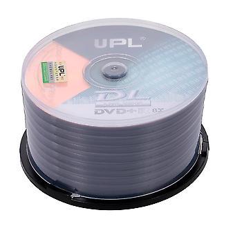 215min 8x Dvd +r Dl 8.5gb üres lemez DVD lemez adatok és videó