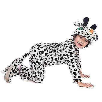 S (110cm) αγελάδα μακρύ cosplay κοστούμι κοστούμι κοστούμι κοστούμι ρούχα διακοπές ρούχα cai683