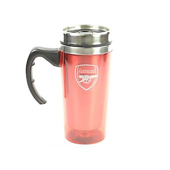 Arsenal Reisebecher