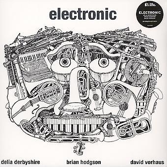 Delia Derbyshire / Brian Hodgson / David Vorhaus - Electronic Vinyl