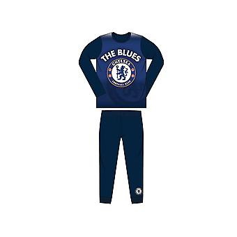 Chelsea Pijama Süblimasyon Baskı 9-10 Yıl