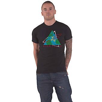 Pink Floyd Camiseta Planes Band Logo nuevo Oficial Mens Black