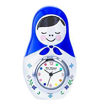 Orologio in miniatura - Bambola russa
