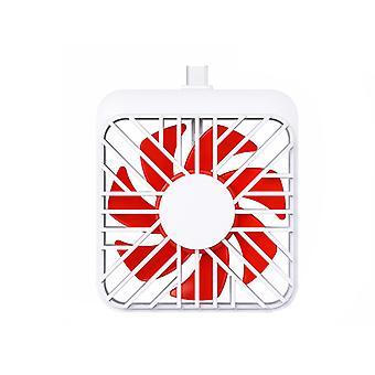 Telefoon ventilator aangedreven door mobiele telefoon draagbare mini