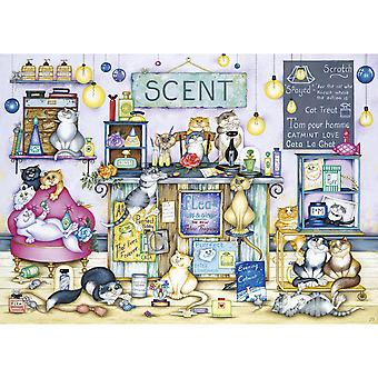 Gibsons Scent Jigsaw Puzzle (1000 Pieces)