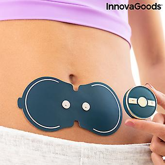 Erstatningslapper for den avslappende menstruasjonsmassøren Moonlief InnovaGoods (pakke med 2)