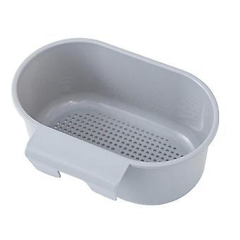 Dropshipping!!Drain Basket Innovative Multifunctional Save Space Hanging Sink Basket for Kitchen