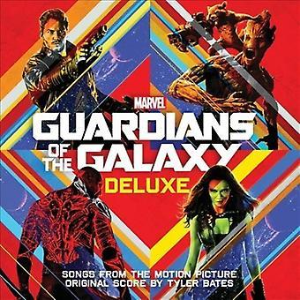 Diverse Artiesten - Guardians Of The Galaxy - Deluxe Vinyl