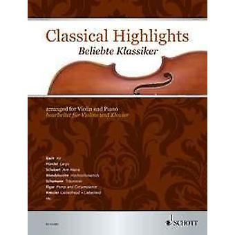 Classical Highlights Violin And Piano