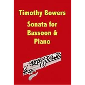 Sonata For Bassoon And Piano Timothy Bowers Queen'S Temple Publications