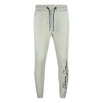 Philipp Plein Sport Signature Grey Sweatpants