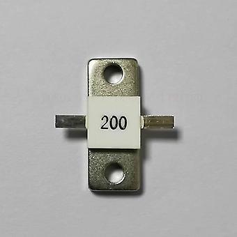 Flange Resistors 250 Watts 200 Ohms Rf Microwave Resistor
