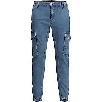Jack and Jones Herren 885 Jeans Knopf Verschluss Taille Reißverschluss Up Fly Hose Unterhose