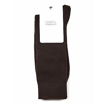 Colorful Standard Classic Organic Socks - Coffee Brown