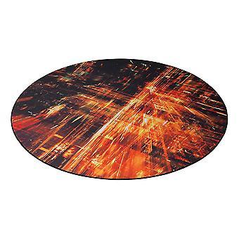 DELTACO GAMING DFP420 Limited edition Floorpad, 110x110cm