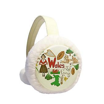 Wales Ear Warmer