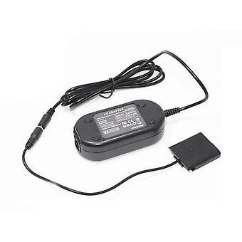 Dot.Foto Ersatz Sony AC Adapter Kit (AC-LS5 AC Mains Power Adapter & DK - 1G DC Coupler) - EU 2-Pin Netzkabel [siehe Beschreibung für Kompatibilität] im Lieferumfang