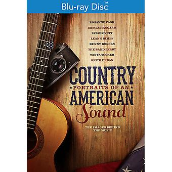 Country: Portraits of an American Sound [Blu-ray] USA import