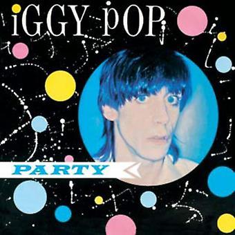 Iggy Pop - Party [CD] USA import