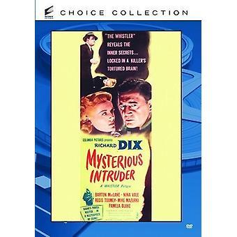 Mysterieuze indringer [DVD] USA importeren