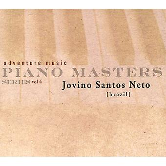 Jovino Santos Neto - Jovino Santos Neto: Vol. 4-Piano Masters Series [CD] USA import