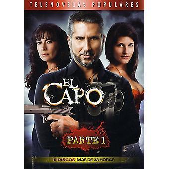 El Capo-pt. 1 [DVD] EUA importar