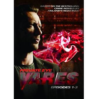 Vares Private Eye: Episodes 1-3 [DVD] USA import
