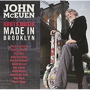 John McEuen - gjort i Brooklyn [Vinyl] USA import