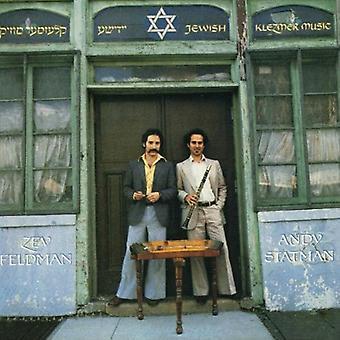Feldman/Statman - judisk Klezmer musiken [CD] USA import