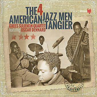 Sulieman, Idrees / Dennard, Oscar - The 4 American Jazz Men in Tangier [CD] USA import
