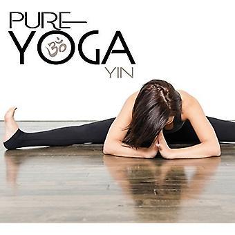 Various Artist - Pure Yoga Yin [CD] USA import