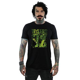 The Wizard Of Oz Men's Wicked Witch Logo T-Shirt