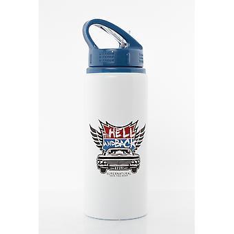 Nadprzyrodzone Symbol Aluminium napoje butelki