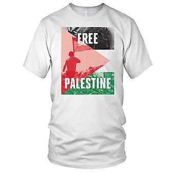 Gratis Palestina - fred Kids T skjorte