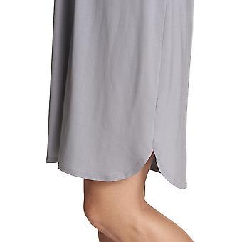 Féraud 3883031-10001 Women's Antrac Grey Sleep Shirt Nighty Nightshirt